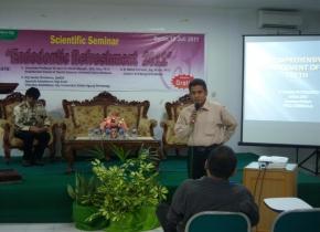 Seminar Endodontics 2011