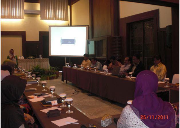 Rapat Kerja Fakultas Kedokteran Gigi 2011