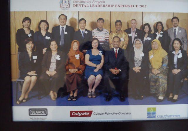 Resmi Anggota South East Asia Association For dental Education ( SEAADE)