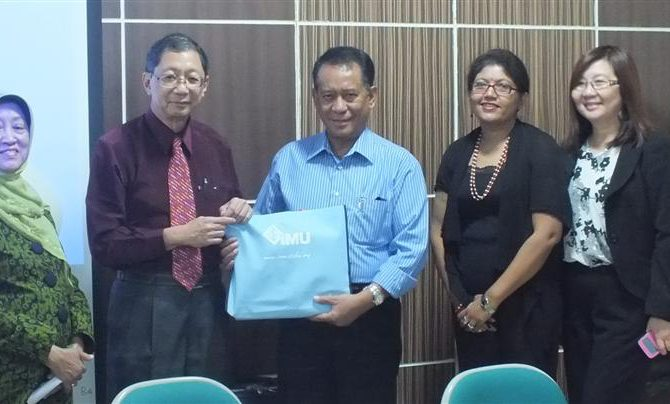 Pelatihan Dosen Fakultas kedokteran UNISSULA ( Basic Teaching Course with International Medical University Malaysia )