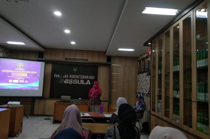 Pembekalan Dokter Gigi Baru Angkatan XX 2019