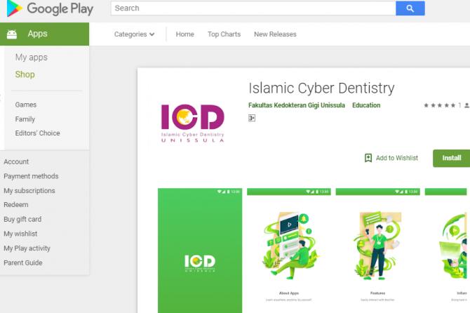 FKG UNISSULA Resmikan Aplikasi Kuliah Online